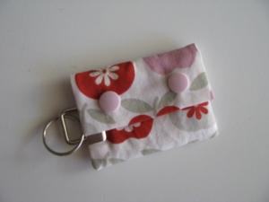 ♥ Mit Liebe genähter Schlüsselanhänger - Täschchen für Kotbeutel ♥    - Handarbeit kaufen