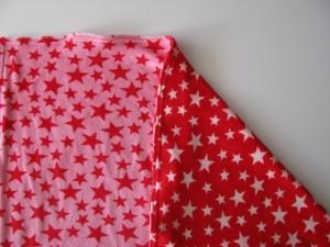 ♥ Mit Liebe genähte BabydeckePuppendecke aus kuscheligem Nickistoff ♥ UNIKAT - 60 x 60 cm - Handarbeit kaufen