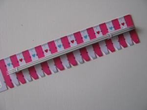 Nadelspiel aus Alluminium - 2,5 mm - 20 cm lang - Handarbeit kaufen