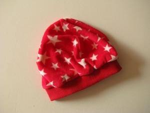 ♥ Mit Liebe genähte Baby-Mütze ♥  Gr. 56/62