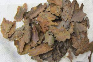 Baumrindenstücke Natur Pur zum Basteln und Dekorieren von Bilderrahmen Bastelmaterial