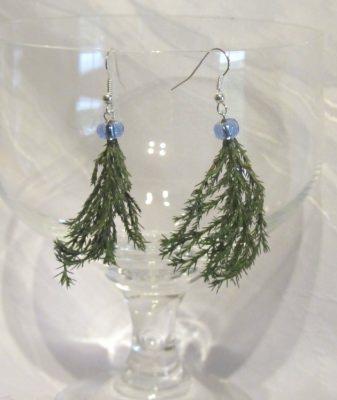 Ohrhänger aus Naturmaterialien handgefertigt kaufen