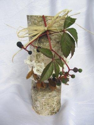 Kerzenständer ★ Birke handgemacht kaufen