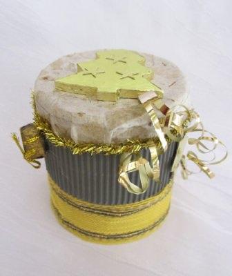 Geschenkbox handgefertigt aus verschiedenen Materialien kaufen