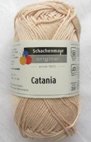 Baumwolle  Strickgarn Häkelgarn in der Farbe soft apricot Nadelstärke 2,5 - 3,5 mm (Grundpreis 100 g/3,90 €) kaufen