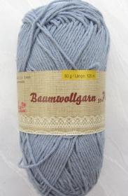Baumwolle Pia  in der Farbe Blau ideal zum Häkeln und Stricken für Topflappen Nadelstärke 2,5 - 3 mm (Grundpreis 100 g/2,00 €)  kaufen