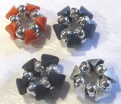 Tuchhalter Schalhalter in verschiedenen Farben