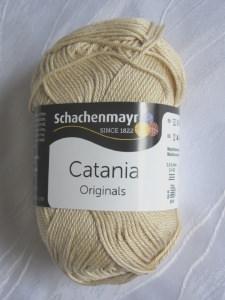 Baumwolle Catania Originals von Schachenmayr  Farbe Sand zum Häkeln und Stricken kaufen