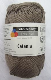 Baumwolle Catania von Schachenmayr in der Farbe Taupe zum Häkeln und Stricken Nadelstärke 2,5 - 3,5 mm (Grundpreis 100 g/3,90 €) kaufen - Handarbeit kaufen