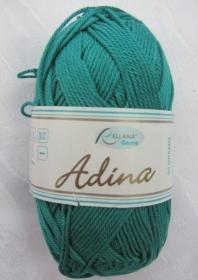 Baumwolle  Adina von Rellana in der Farbe Grün zum Häkeln und Stricken Nadelstärke 3 - 4 mm (Grundpreis 100 g/3,70 €) kaufen - Handarbeit kaufen
