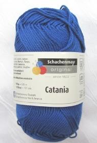 Baumwolle  Catania von Schachenmayr  in der Farbe Royalblau zum Häkeln und Stricken Nadelstärke 2,5 - 3,5 mm (Grundpreis 100 g/3,90 €) kaufen - Handarbeit kaufen