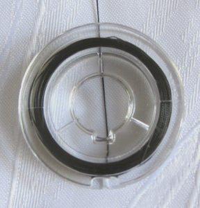 Schmuckdraht Draht schwarz 10 m zur Herstellung von Schmuck kaufen