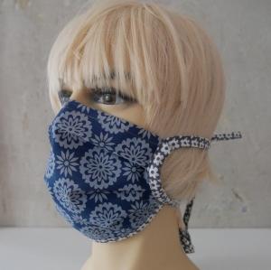 Mund-Nasen-Maske, Behelfsmaske ORNAMENTE für Frauen von zimtblüte