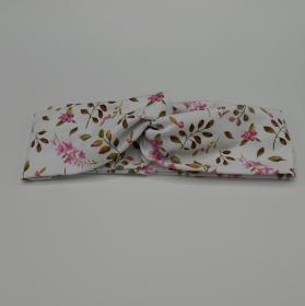LAST MINUTE  ! SALE ! BEERE Stirnband mit Twist im Turbanstyle handmade Haarband von zimtbluete    - Handarbeit kaufen