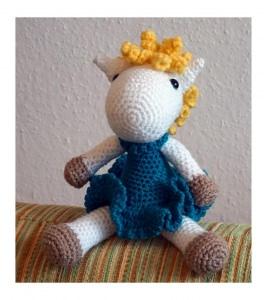 ♡ HÄKELANLEITUNG Baby Pony Curly ♡ amigoll9 ♡ Anleitung ♡