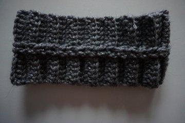 ♡ Stirnband in der Variante Knoten ♡ amigoll9 ♡ Deko ♡ Handarbeit ♡ - Handarbeit kaufen