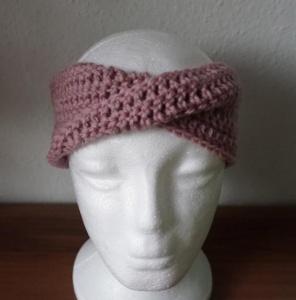 ♡ Stirnband Twist one size ♡ amigoll9 ♡ Deko ♡ Handarbeit ♡ - Handarbeit kaufen