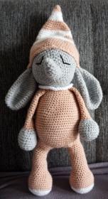 Häkelanleitung für die Schlafpuppe Elefant Susi - Handarbeit kaufen