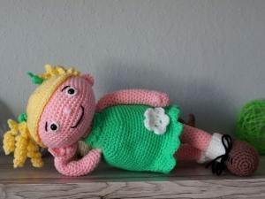 Amigurumi Häkelanleitung für die Puppe Susi ♡ - Handarbeit kaufen