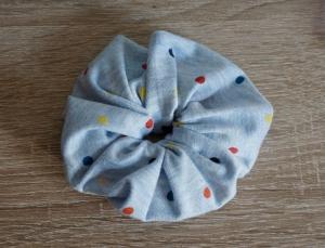 Scrunchies / Haargummi ♡ Handmade - Handarbeit kaufen