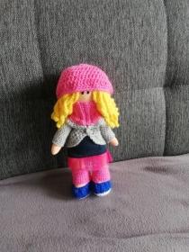 ♡ Puppe Sarah ♡ amigoll9 ♡ Deko ♡ Handarbeit ♡ - Handarbeit kaufen