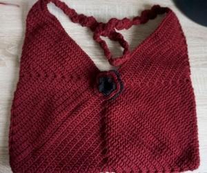 Tasche ♡ Umhängetasche ♡ Damentasche ♡ amigoll9 ♡ Handarbeit - Handarbeit kaufen