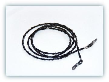 Brillenkette unisex schwarz-anthrazit