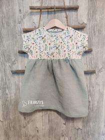 Kleidchen für Mädchen in Größe 74-80 zu verkaufen  - Handarbeit kaufen