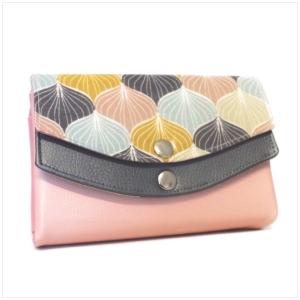 kompaktes Portemonnaie mit tollen Kartenfächer