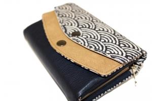 kompaktes WiTTsich Portemonnaie Genius mit tollen Kartenfächer