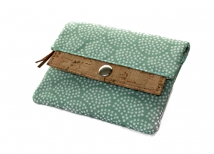 Mini-Portemonnaie klein, fein und praktisch...  abwaschbar