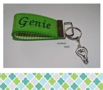 Schlüsselanhänger Genie