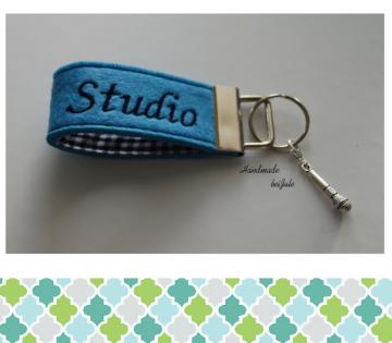 Schlüsselanhänger  Studio