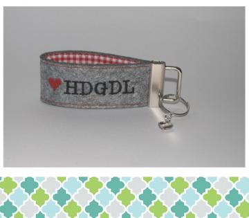 Schlüsselanhänger HDGDL