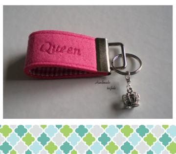 Schlüsselanhänger Queen