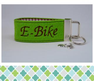 Schlüsselanhänger E-Bike