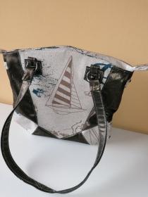Damenhandtasche Handtasche Tasche Shopper Einkaufstasche - Handarbeit kaufen