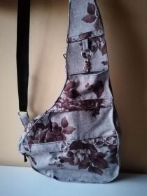 Rucksack, One Shoulder Bag, Bag, Schultertasche, Rucksacktasche, Sack - Handarbeit kaufen