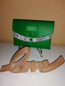 Portemonnaie Portmonee Geldbörse Börse Brieftasche Damengeldbörse - Handarbeit kaufen