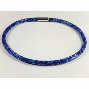 Kette Halskette Häkekette Damenschmuck Geschenk  - Handarbeit kaufen