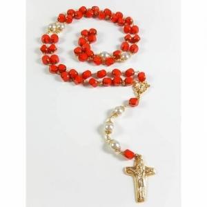 Rosenkranz Gebetskette Y-Kette Kommunion Hochzeit Geburtstag Geschenk  - Handarbeit kaufen