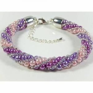 Armband Handkette Armschmuck Perlenarmband Einzelstück - Handarbeit kaufen