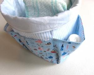 Utensilo für Babys,  Baby - Accessoires, Utensilo für Windeln, selbstgenäht,