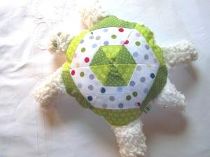 RESERVIERT für Frau Jawtusch grüne Schildkröte