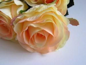elegante Rose zum Dekorieren