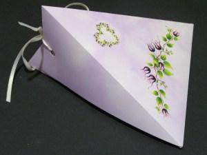 Handgemachte Geschenkschachtel -Einzelstück-