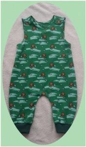 Babystrampler, Babyhose, Strampelhose,Gr. 68 - Handarbeit kaufen