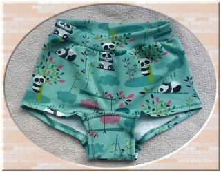 Mädchenpants, Mädchenslip, Mädchenunterhose, Gr.: 110 - Handarbeit kaufen