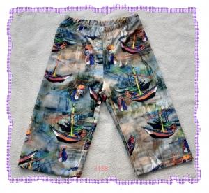 Skaterhose für Jungen mit abenteuerlichen Schiffen! - Handarbeit kaufen