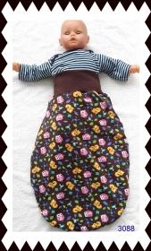 Baby Schlafsack, Gr.; 56/62 - Handarbeit kaufen